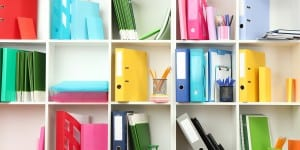 bigstock-White-office-shelves-with-diff-44389993